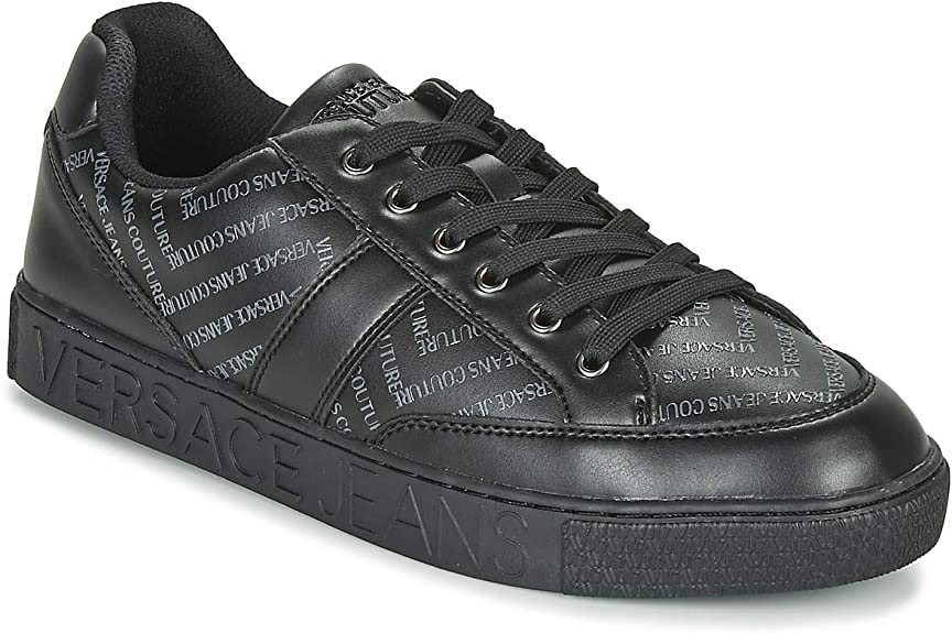Versace Jeans Couture Baskets Linea Cassetta Pers Dis 3