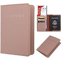 funda pasaporte viaje, Sannysis pasaporte cartera organizador pasaporte