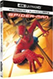 Spider-Man [4K Ultra HD + Blu-ray + Digital UltraViolet]