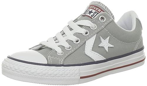 Converse SP Ev Canvas Ox 290360 34 12 Zapatillas de Tela para niños