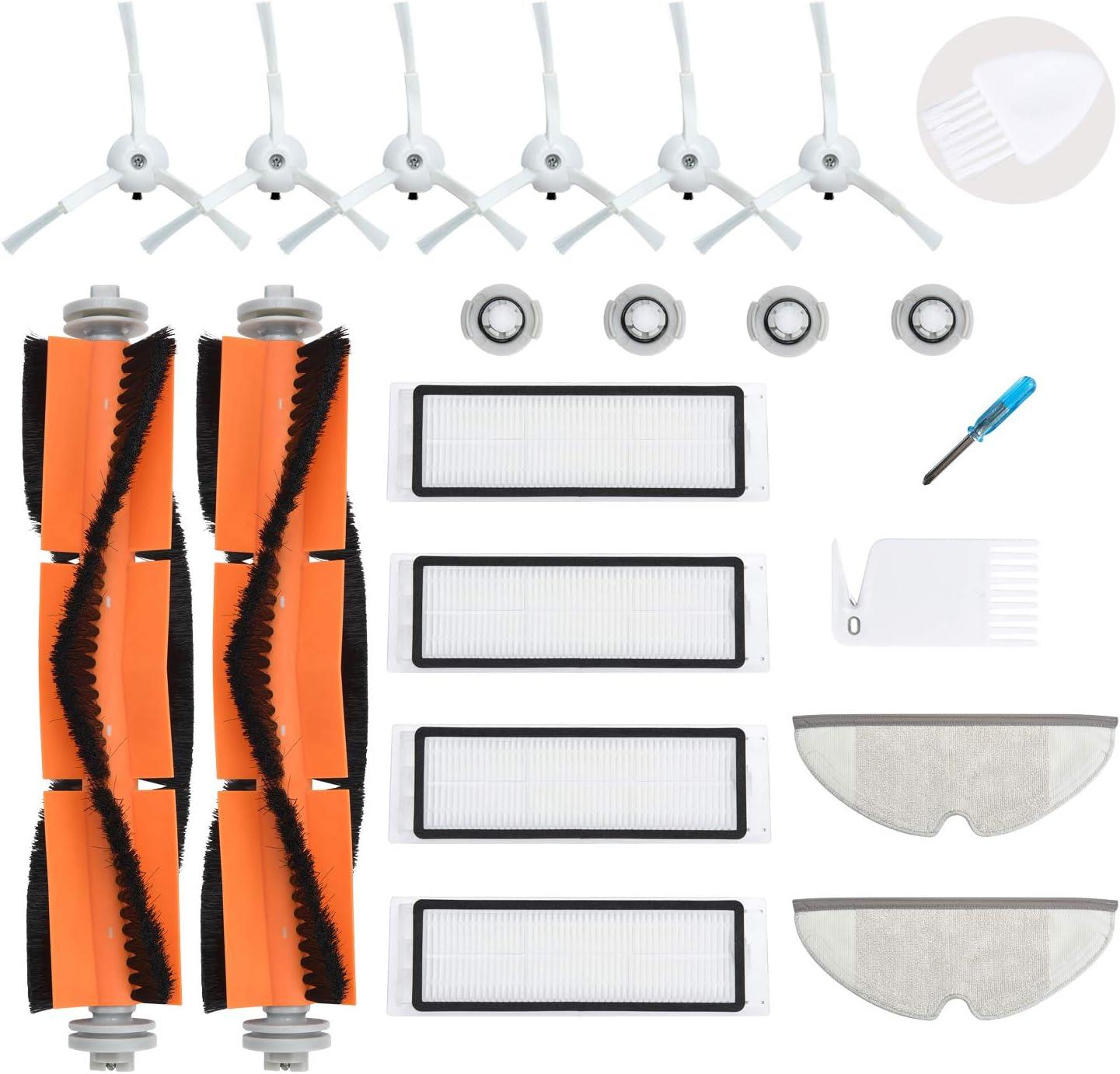 Replacement For Xiaomi Roborock S6 S5 MAX S60 Vacuum Cleaner Accessories Parts