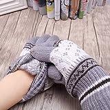 New Warm Winter Women Men Screen Sense Gloves