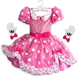Disney Minnie Mouse Costume for Kids Size 4 Pink 428413618146