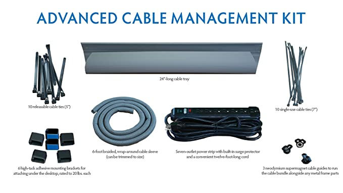 Review iMovR Cable Management Kit