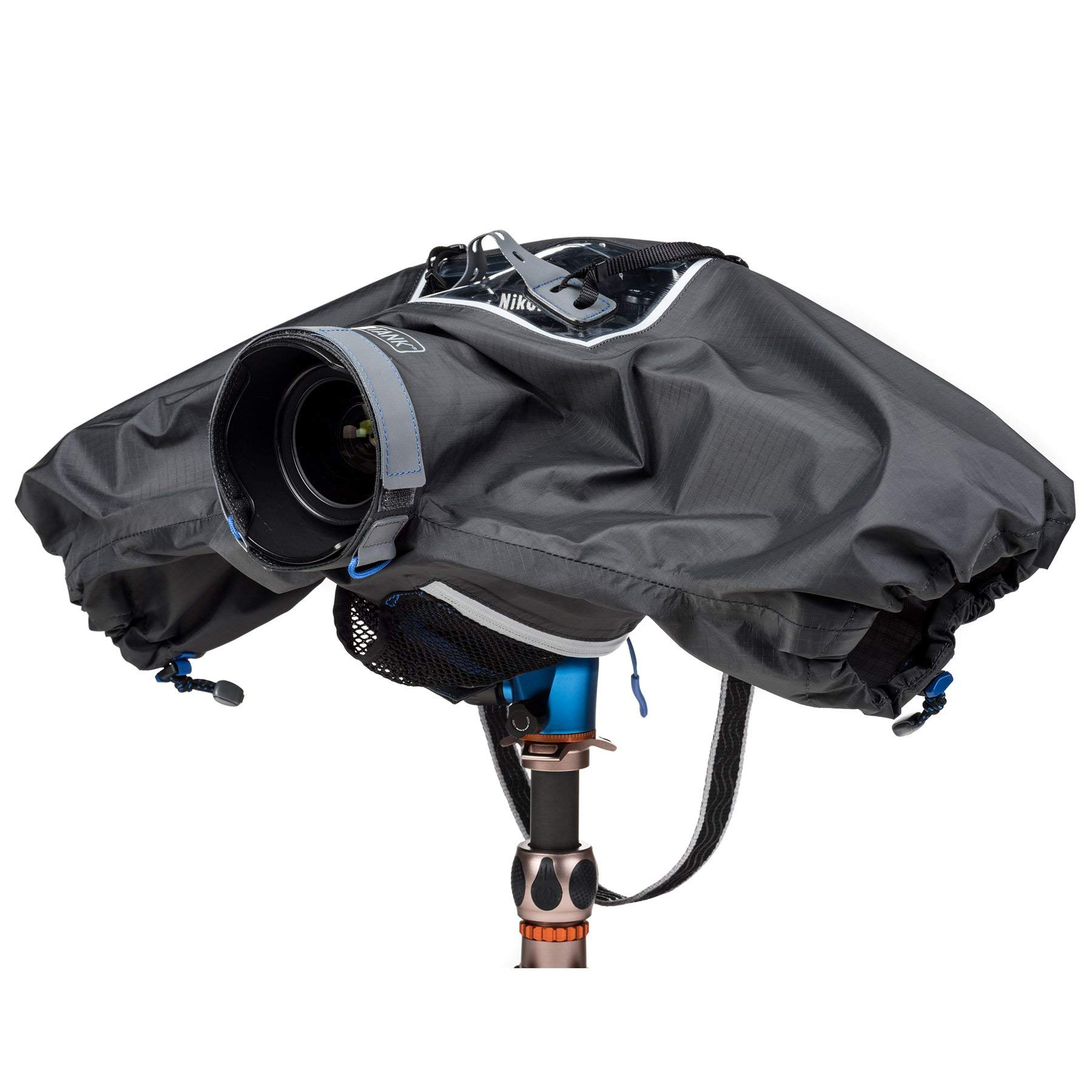Think Tank Photo Hydrophobia D 24-70 V3 Camera Rain Cover for DSLR Camera with 24-70mm f/2.8 Lens by Think Tank (Image #3)