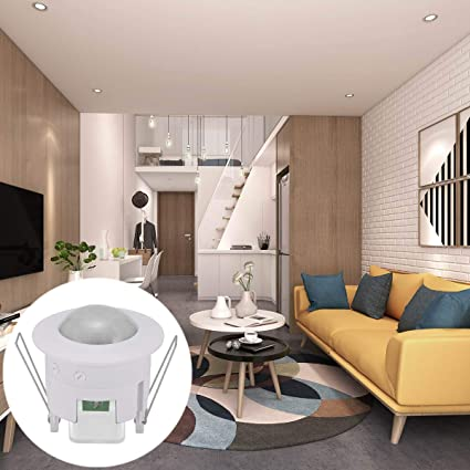 Pir Motion - Inteligent Security Auto Motion Detector Pir Sensor Switch Ceiling Automatic Light 360 Degrees