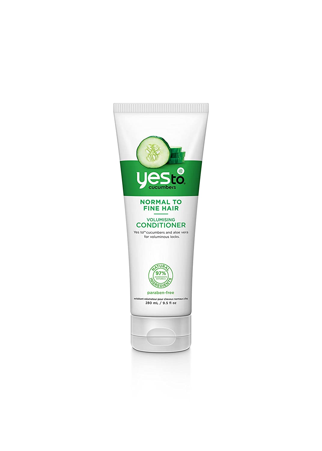 Yes To Cucumbers Volumising Conditioner (280 ml) 6281486