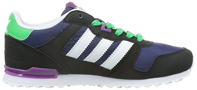 b350e60e1 adidas Originals Boys  ZX 700 Trainers Blue Blau (Midnight Indigo F15 Ftwr  White Core Black) 5.5 UK  Amazon.co.uk  Shoes   Bags