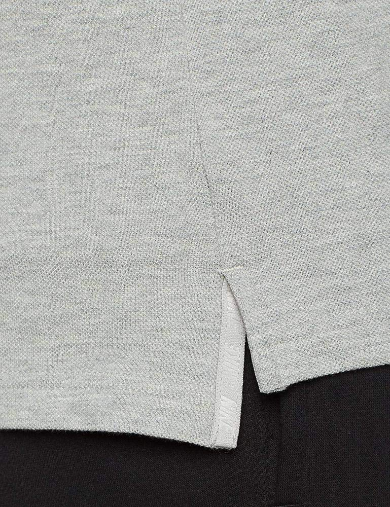 Gris Talla del Fabricante: XS dk Grey Heather//White Hombre Nike Matchup Polo de Tenis