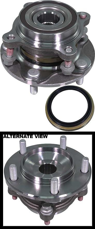 apdty 515103-kit cubo de rueda rodamientos completa montaje para 4 WD 2008 – 2015