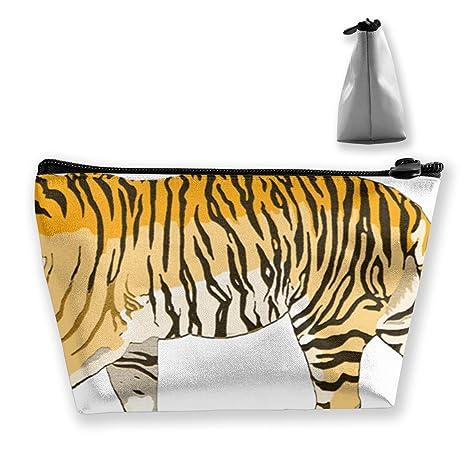 Tiger (2) Tixing Bolsa de maquillaje Bolsas de cosméticos ...