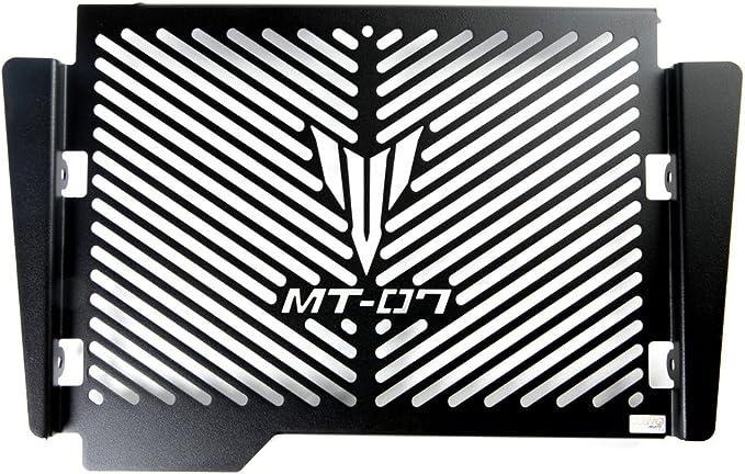 CXEPI Protezione griglia radiatore Protezione protettore in Acciaio Inossidabile per Yamaha MT07 MT-07 2017 2018 2019