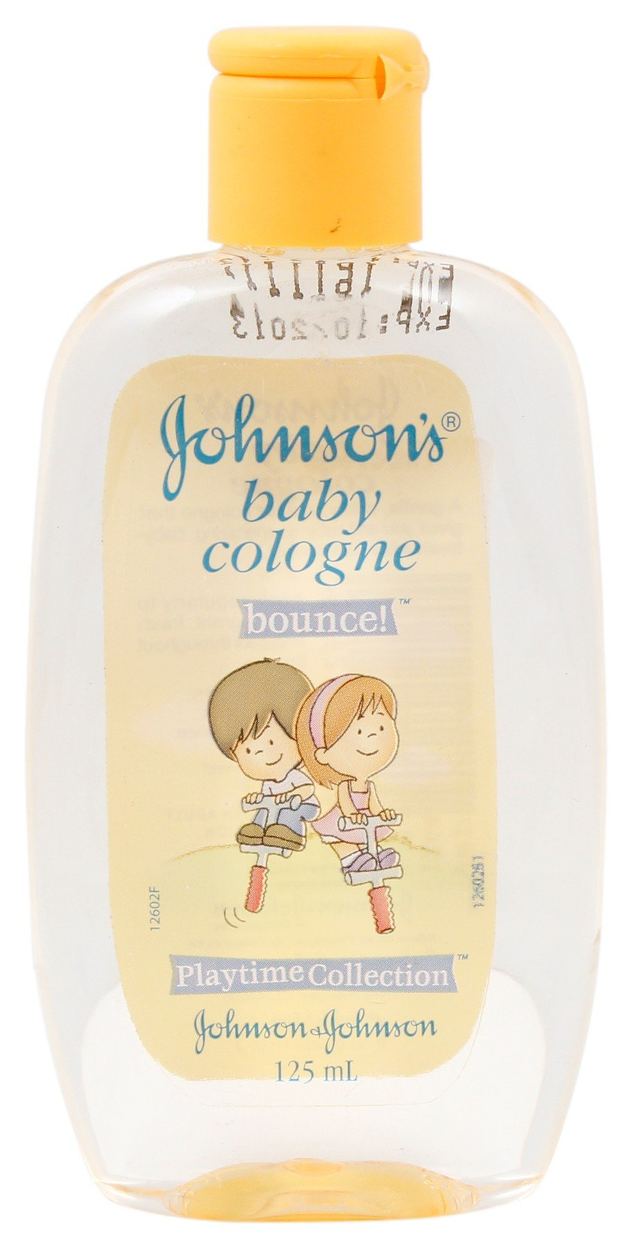 Amazon Com Johnsons Baby Cologne Heaven 125ml Beauty