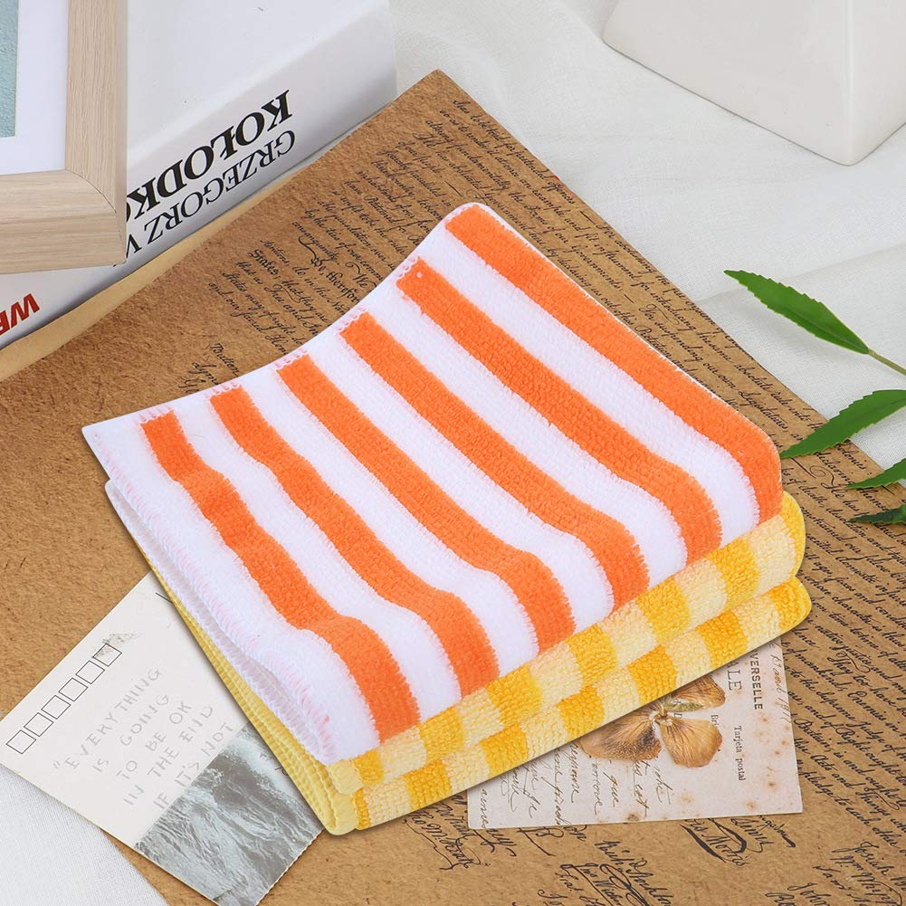Amazon.com - 3-Piece Household Soft Cotton Color Striped ...