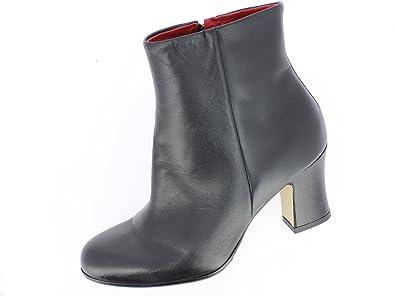 4143590420a Sagone Chaussures Z584 NOIR - noir  Amazon.fr  Chaussures et Sacs