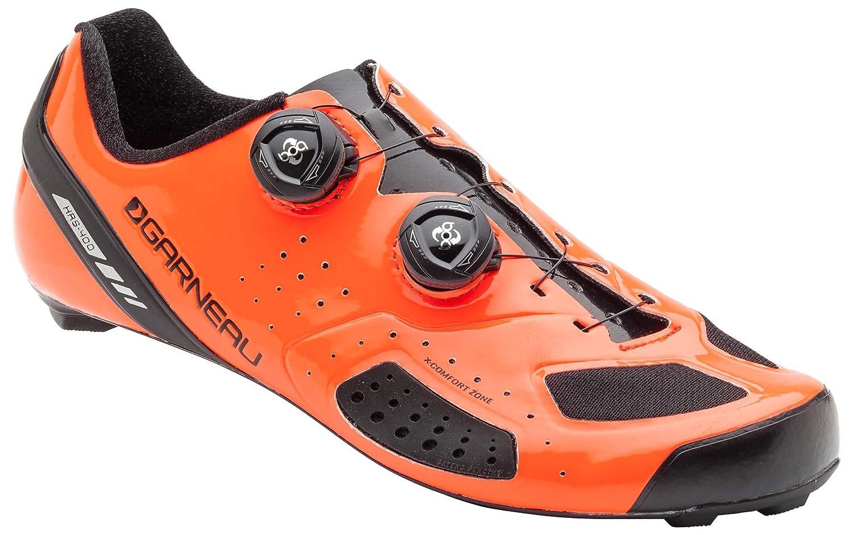 Louis Garneau Course Air Lite 2バイク靴、オレンジ蛍光灯、40 B0741F1D9M