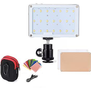 Amazon Com Led Video Light Sokani X21 Pocket Sized
