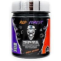 ZETA DRINKS Bebida Energética para gamers en polvo | TUBO RED FOREST | Energía para Esports Y Creadores 400g | 40…