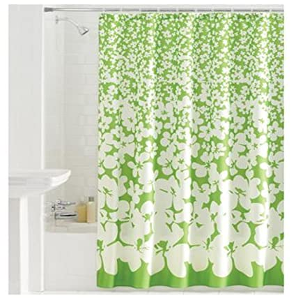 Image Unavailable Not Available For Color Mainstays Floral Ditty Fabric Shower Curtain