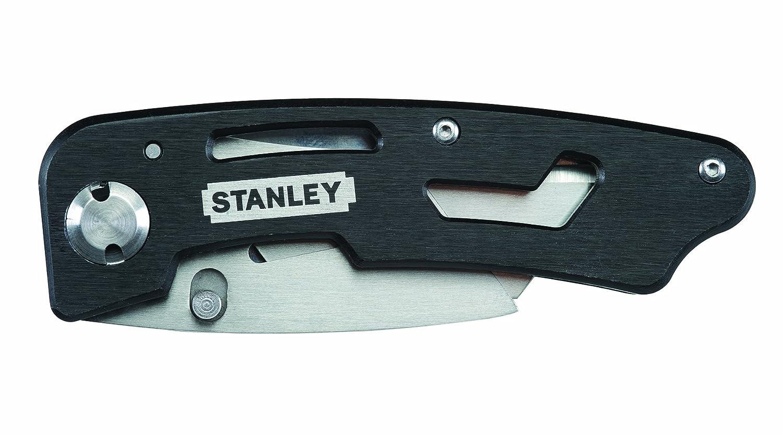 Stanley Utility Knife Cutter Blade Folding Pocket Belt