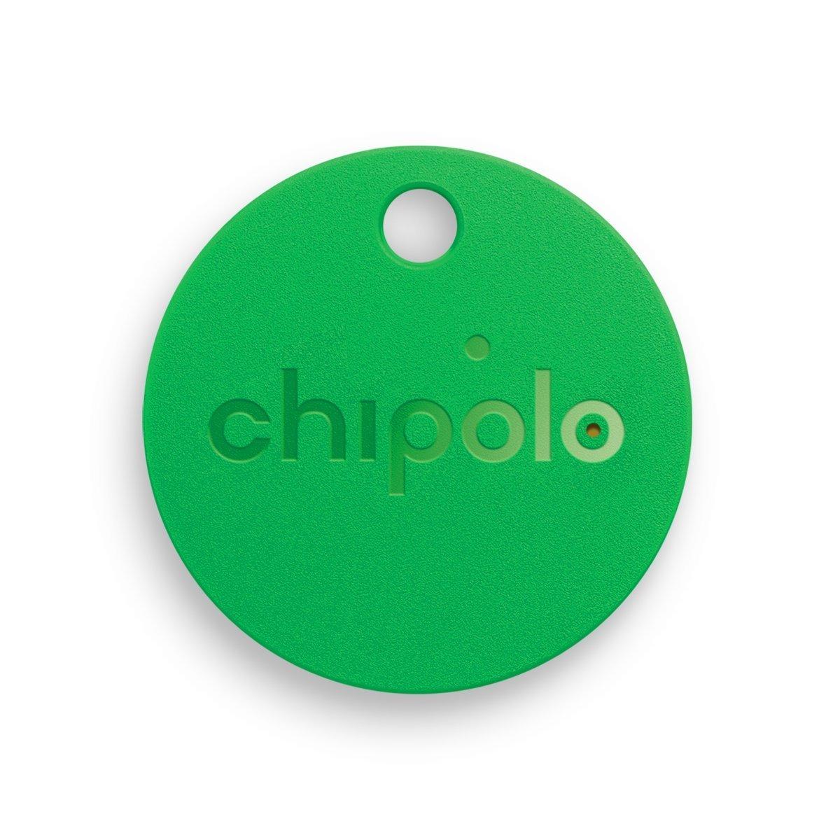 Chipolo Classic 2N Gen - Llavero localizador, Color Verde CHM45SGNR