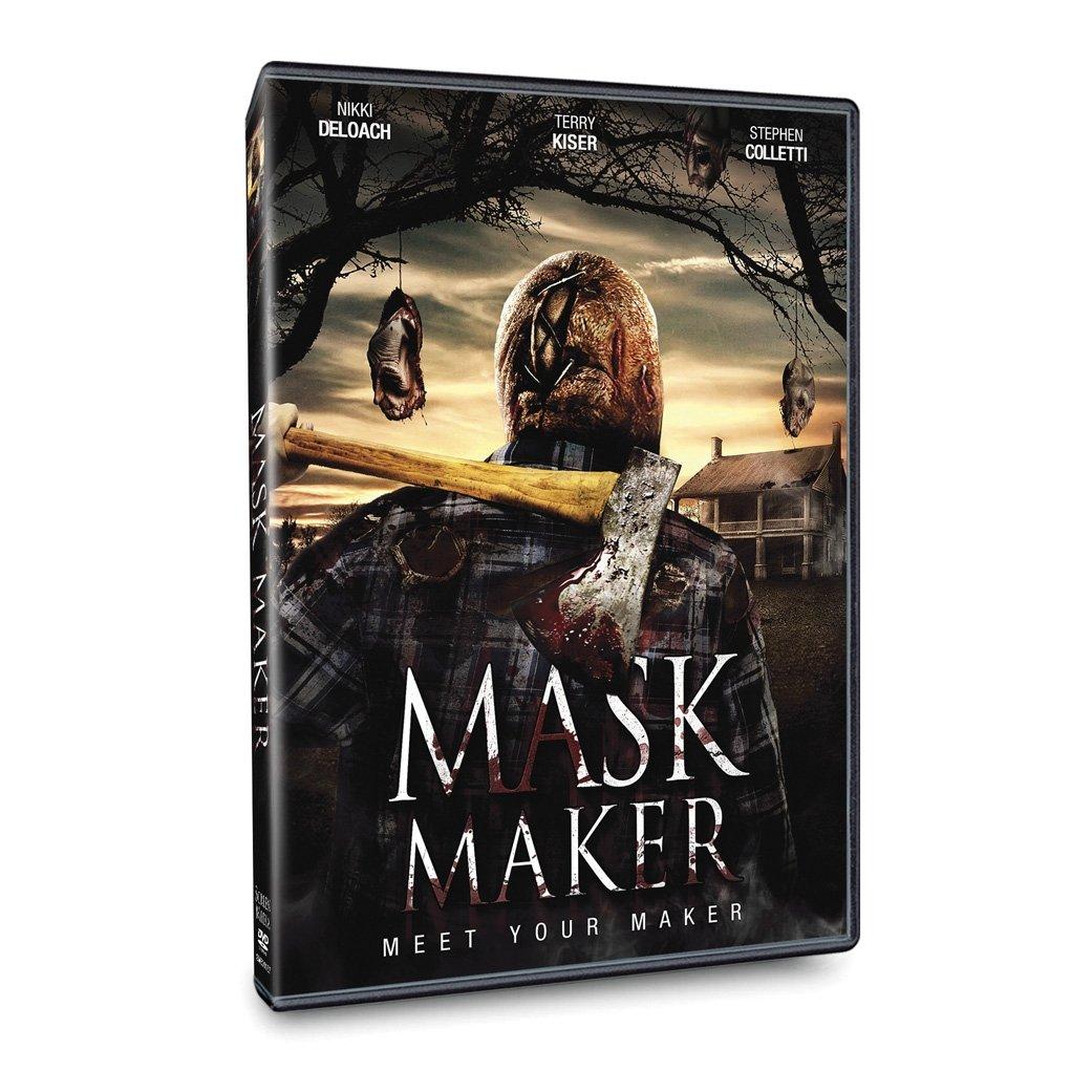 Mask Maker (DVD)