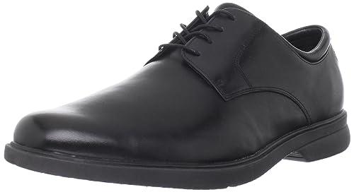 Zapatos negros Rockport para hombre mxvxM