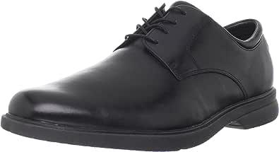 ROCKPORT Men's Business Lace Up Lightweight Allander Shoes, Black, 8 AU