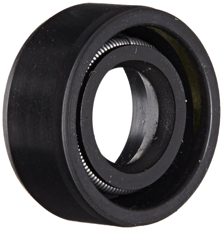 SKF 3145 LDS & Small Bore Seal, R Lip Code, HMS4 Style, Metric, 8mm Shaft Diameter, 16mm Bore Diameter, 7mm Width