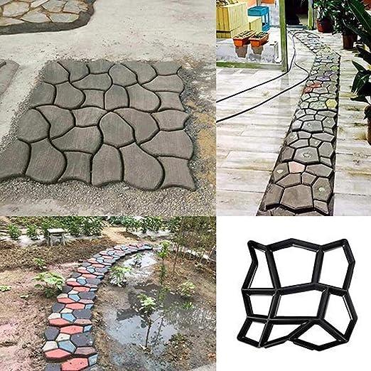 Zooart - Molde para Suelo de hormigón: Amazon.es: Jardín