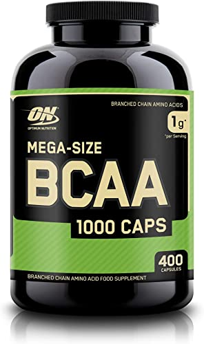Optimum Nutrition Instantized BCAA Capsule