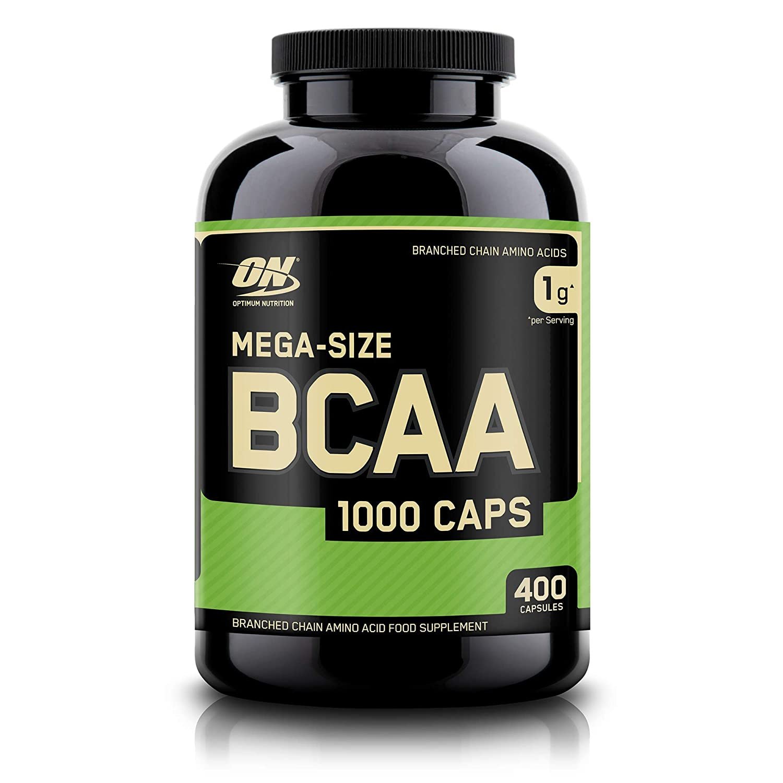 OPTIMUM NUTRITION Instantized BCAA Capsules
