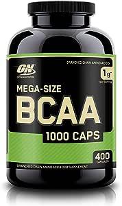 OPTIMUM NUTRITION BCAA 1000 Caps 400 caps