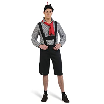Limit Sport - Disfraz de tirantes de Oktoberfest para hombre ...