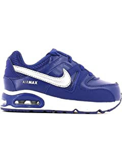 Nike 833422, Scarpe da Ginnastica Air Max Bambino, Blu (Armory Navy/Armory Navy/Blue Jay/White), 21 EU (4.5 Bimbo UK)
