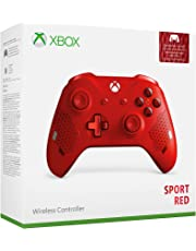 Xbox Wireless Controller, sport red (Special Edition)