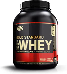 Optimum Nutrition WHEY GOLD STANDARD - double rich chocolate - 908gr