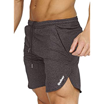 powerful Ouber Bodybuilding Sweat Shorts