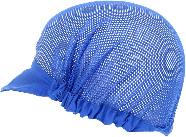10 STCK Azul MISEMIYA Unisex Gorro Visera 915 Kochm/ütze