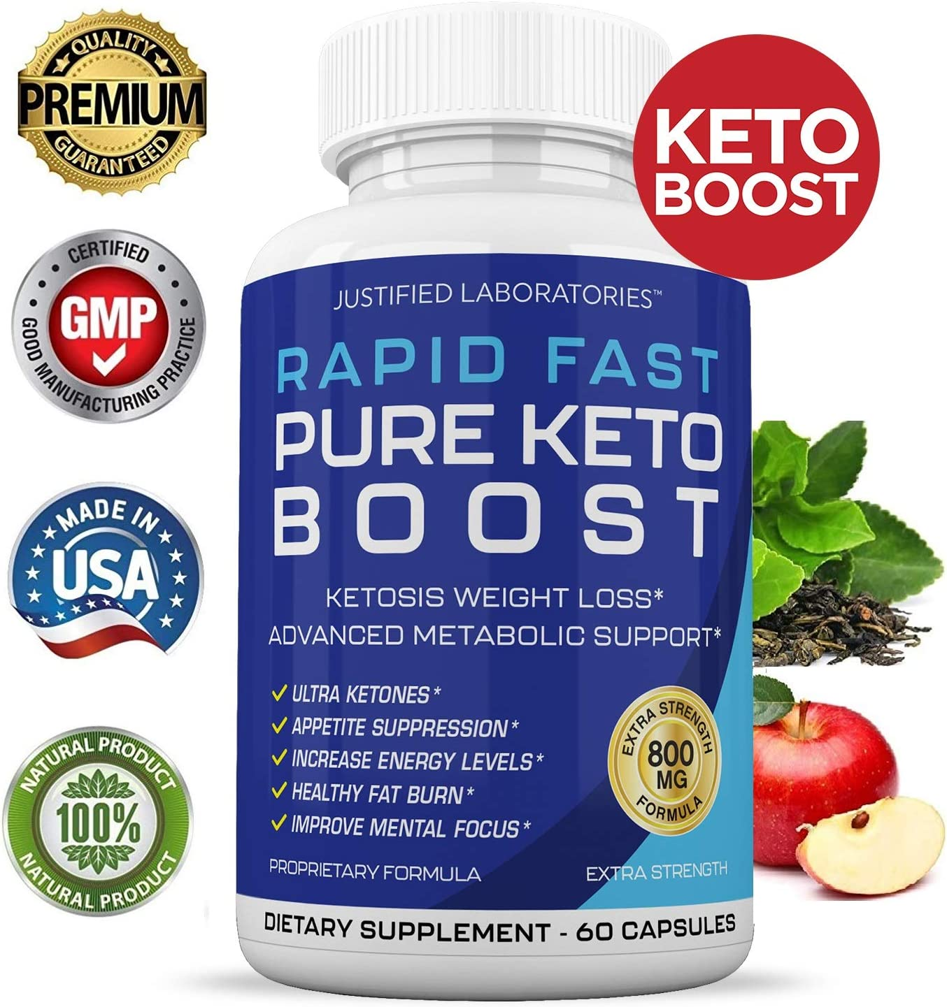 Rapid Boost Keto Review | Rapid Boost Keto Diet Pills Legit Or Scam?