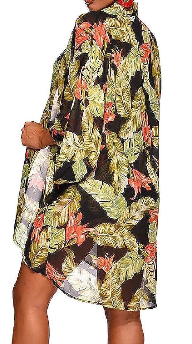 SHOWNO Women 3 Pieces Set Beach Summer Crop Tank /& Shorts /& Cardigan Boho Outfits