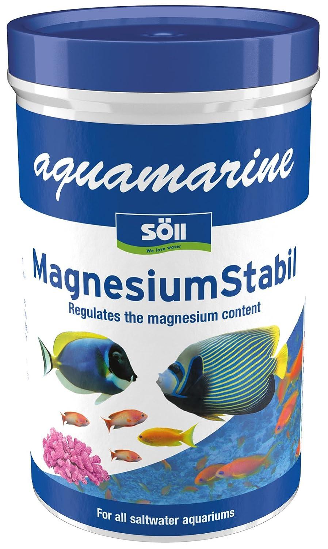 Söll aguamarina Stabil Suplementos de magnesio, 250 g: Amazon.es: Productos para mascotas