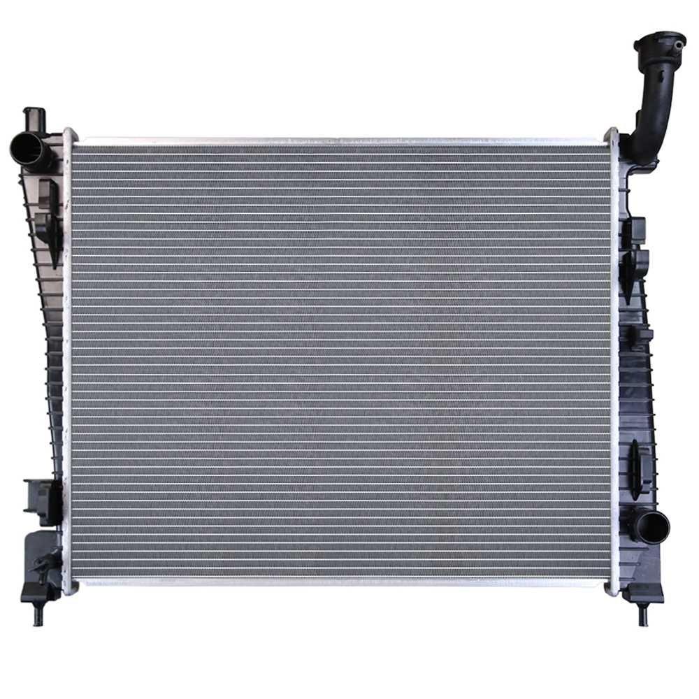 Prime Choice Auto Parts RK1702 New Radiator