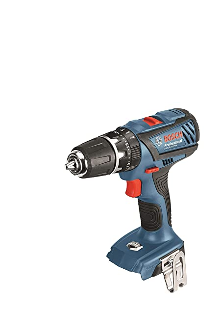 ddace1a74280b Bosch Professional GSB 18-2-LI Plus Cordless Combi Drill (Without Battery  and