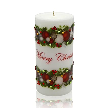 Sam Wishbone Holidays Candles Home Decoration Hand Crafted Candle Gift Our Candles Will Make Your Holidays Merry And Bright Christmas Ornament