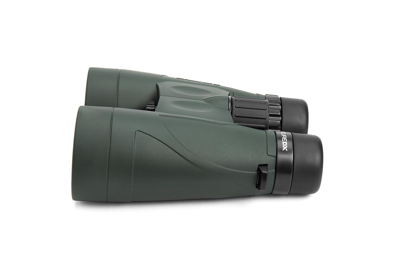 Verde Binoculares Celestron Nature DX Binocular BaK-4 Negro 10x, 5,6 cm, BaK-4, Negro, Verde, 5,6 mm, 105 m