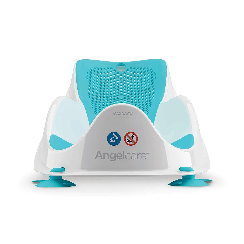 color rojo Angelcare Soft Touch Mini soporte de ba/ño