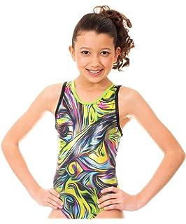 3eb2a77463a5 Amazon.com  TumbleWear Girl s Caroline Love Me Leotard  Clothing