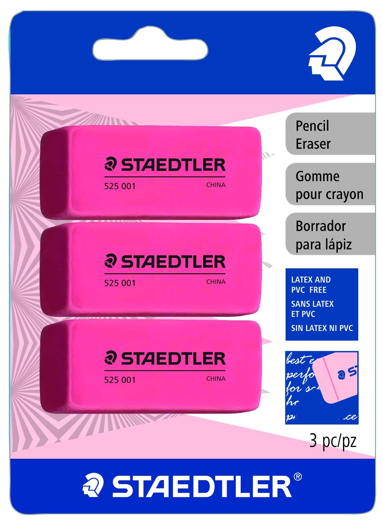 Staedtler eraser (52501BK3A6)