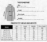 VOIANLIMO Women's Sweatshirts Long Sleeve Button